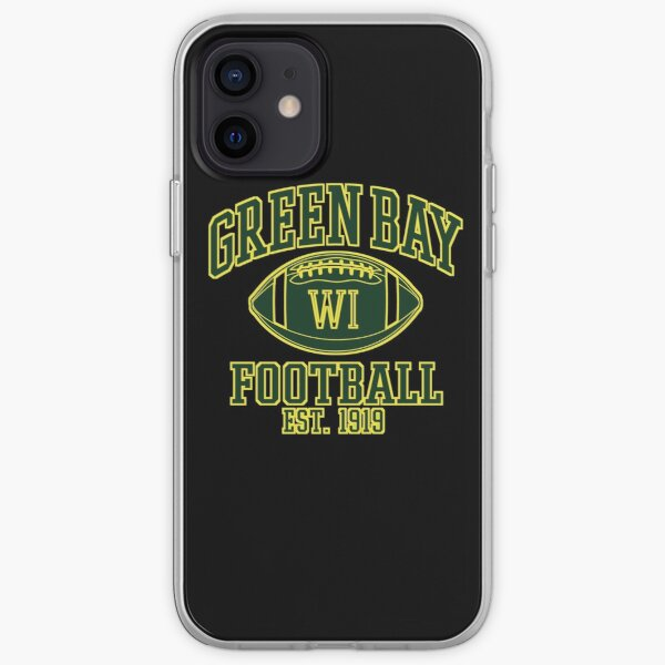 Green Bay Football iPhone Soft Case