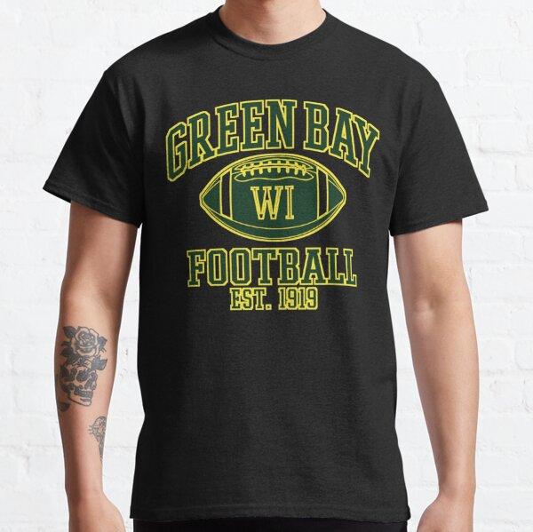 Green Bay Football Classic T-Shirt
