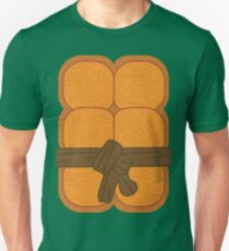 Turtles In A Half Shell Unisex T-Shirt