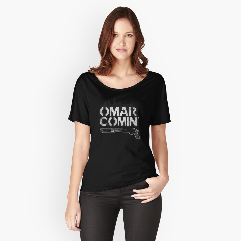 Omar Comin' Relaxed Fit T-Shirt