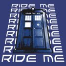 Ride my Tardis by Keez