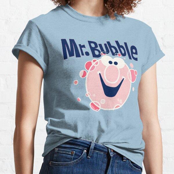 Mr. Bubble Classic T-Shirt