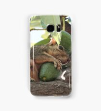 Eating Healthy Samsung Galaxy Case/Skin
