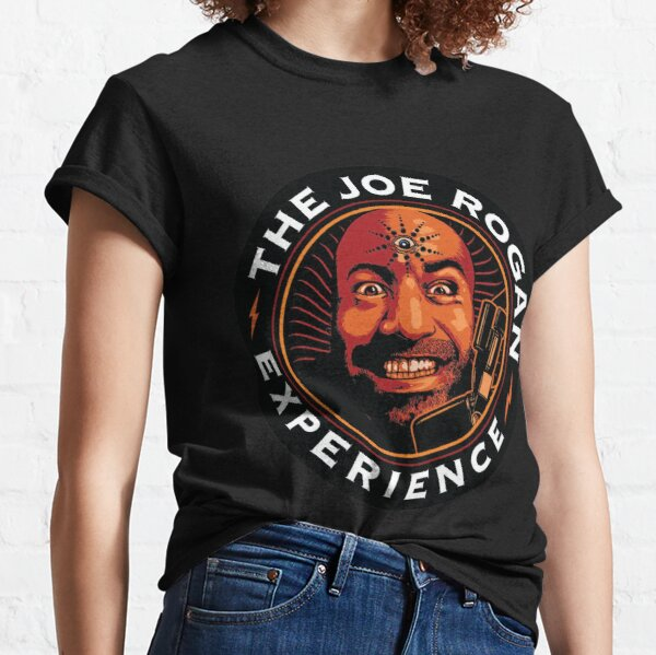 JRE Joe Rogan Experience Podcast Logo Classic T-Shirt