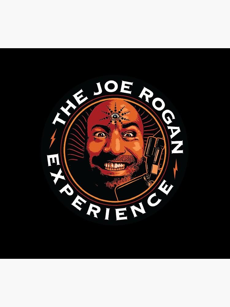 2 Joe Rogan Stickers JRE podcast stickers lot of 2