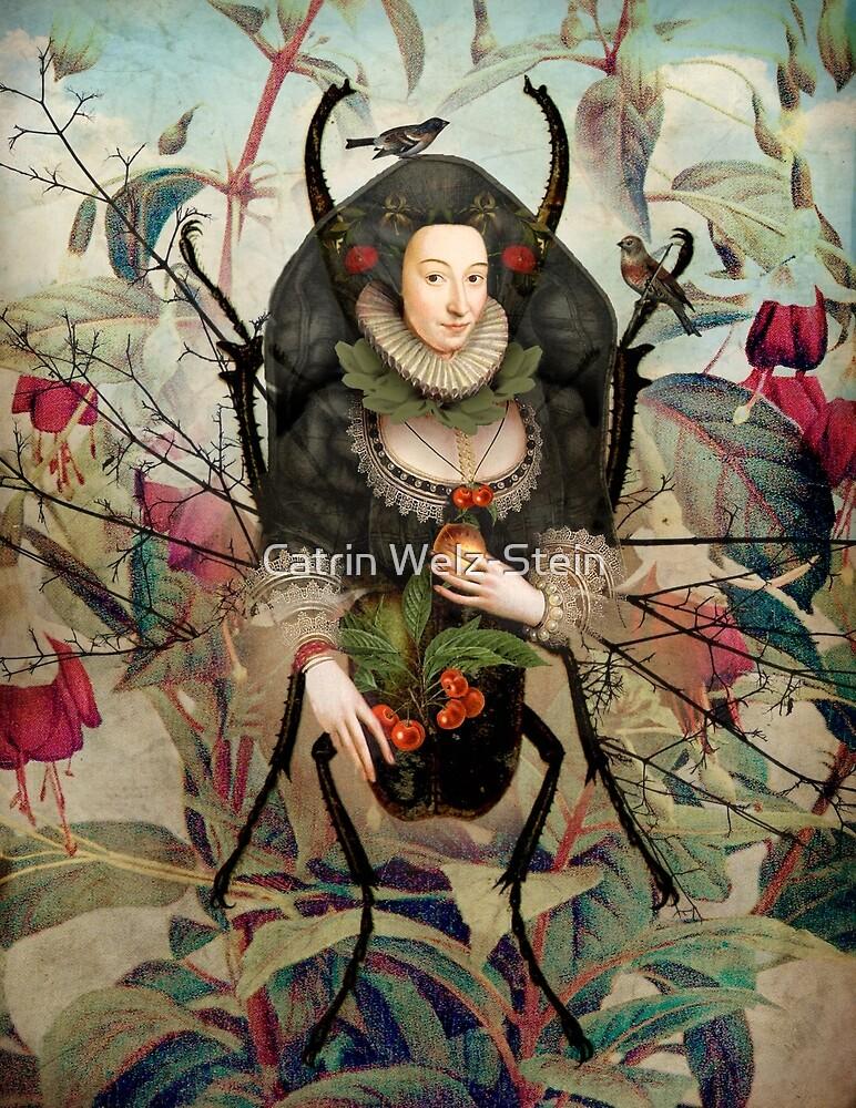 Spider Woman by Catrin Welz-Stein
