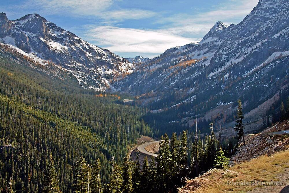 Quot Washington Pass North Cascades Washington State Quot By