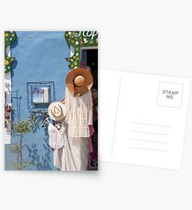 Boutique in Kefalonia, Greece Postcards