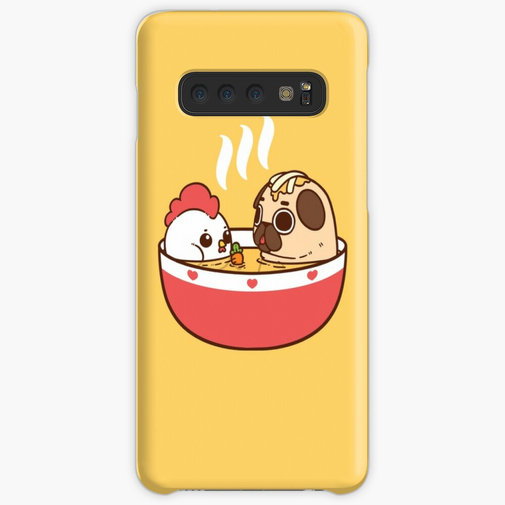 Chicken Noodle Puglie Cases & Skins for Samsung Galaxy