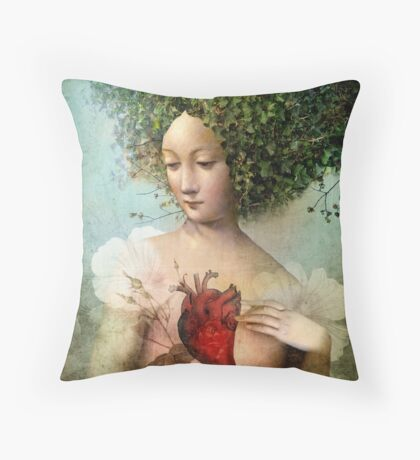The Day I lost my Heart Throw Pillow