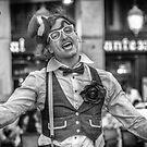 Mierdo clown by marcopuch