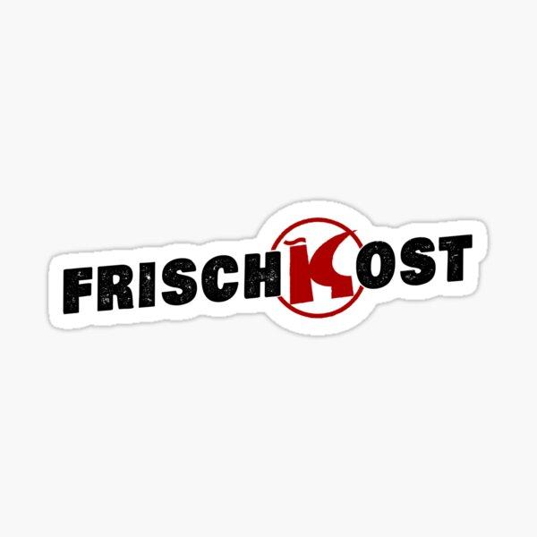 Frischkost - Konsum Sticker
