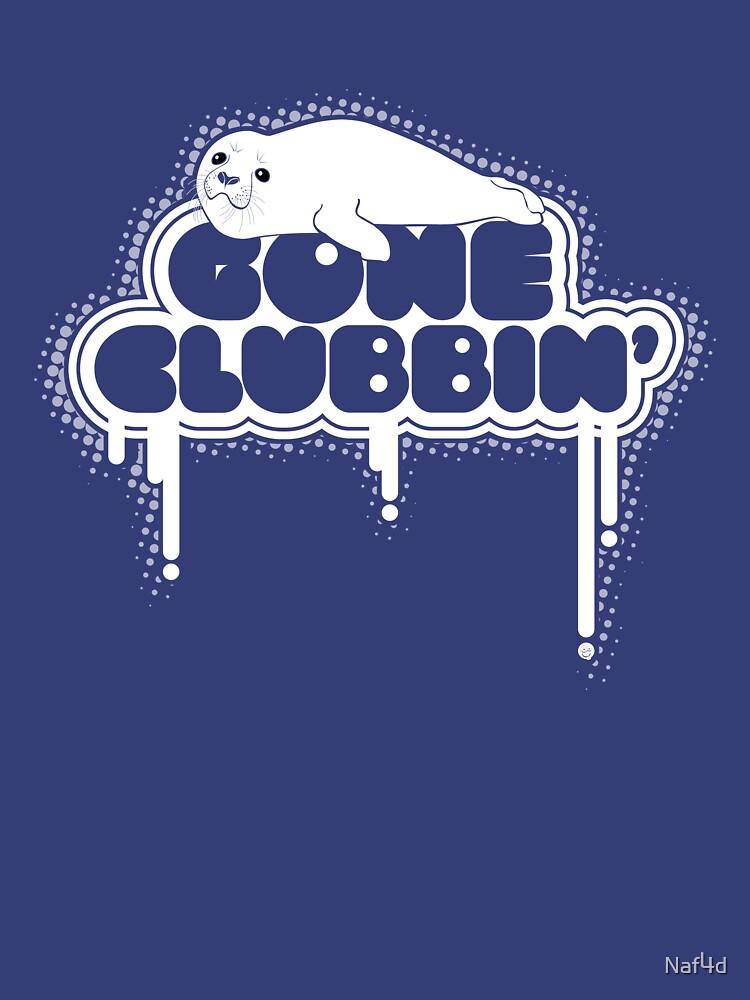 Gone Clubbin' V2 | Unisex T-Shirt