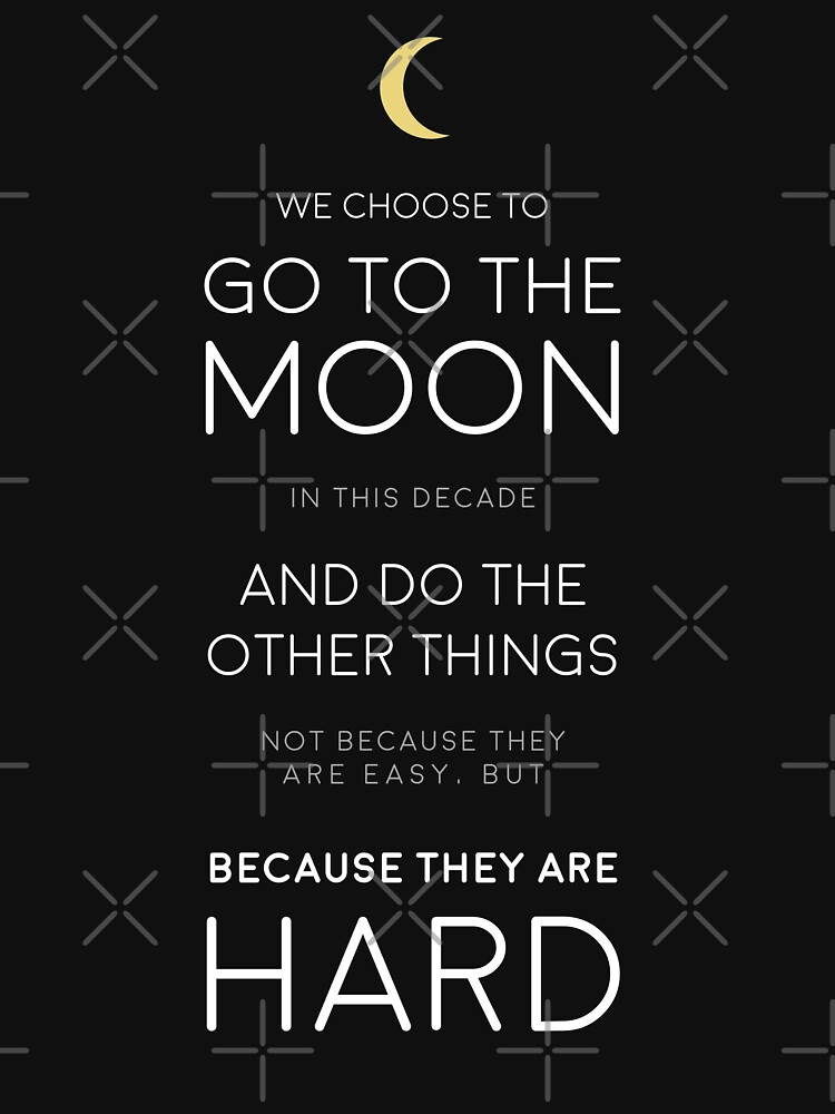 We Choose to Go to The Moon - JFK by depresident