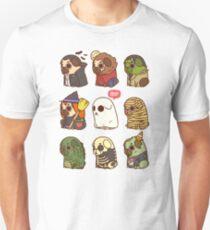 Puglie Halloween T-Shirt