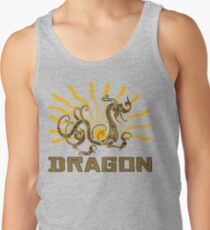 Chinese Zodiac Dragon Tank Top