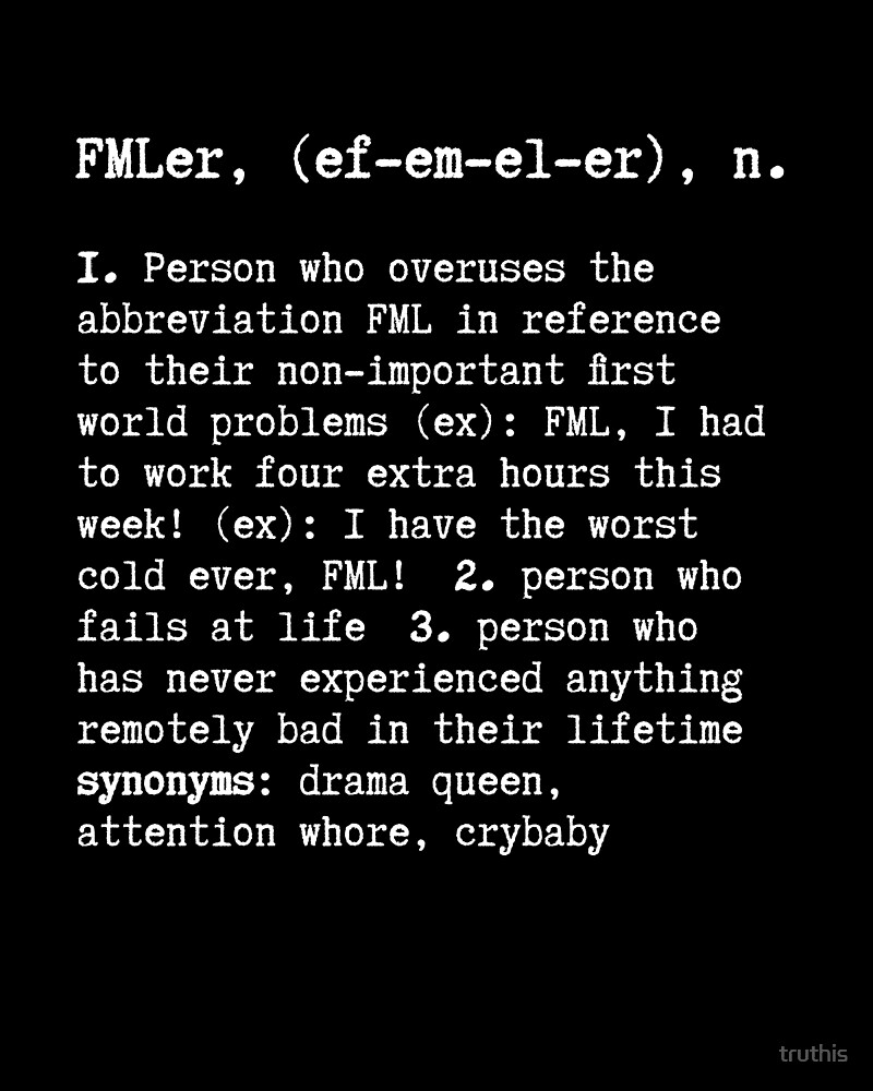 FMLers by truthis