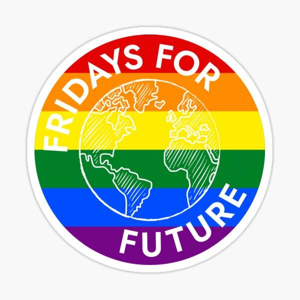 Freitags für Future Pride Sticker