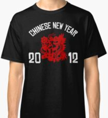 Chinese New Year 2012 Classic T-Shirt