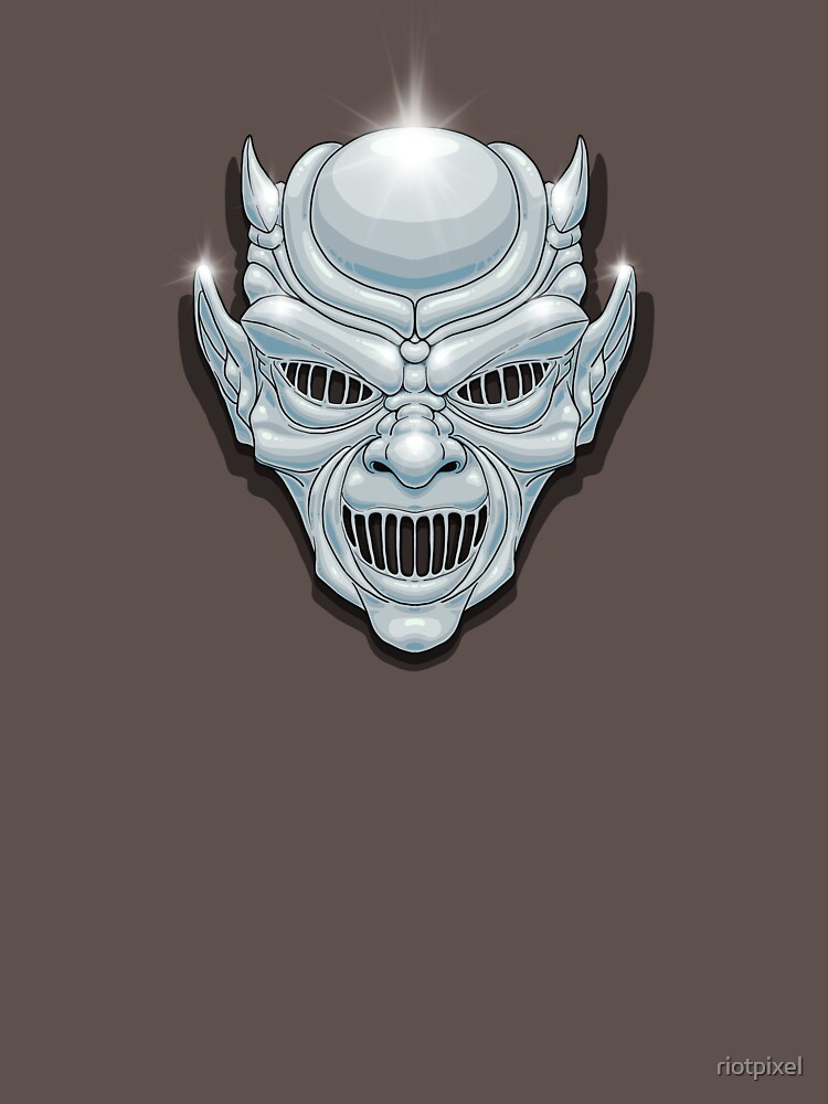 Demons Mask by riotpixel