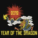 Year of The Dragon 2012 by ChineseZodiac
