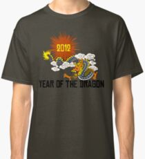 Year of The Dragon 2012 Classic T-Shirt