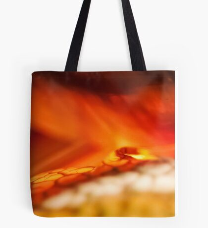 Reality of Firelight Tote Bag