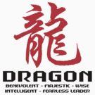 Chinese Zodiac Dragon Characteristics  by ChineseZodiac