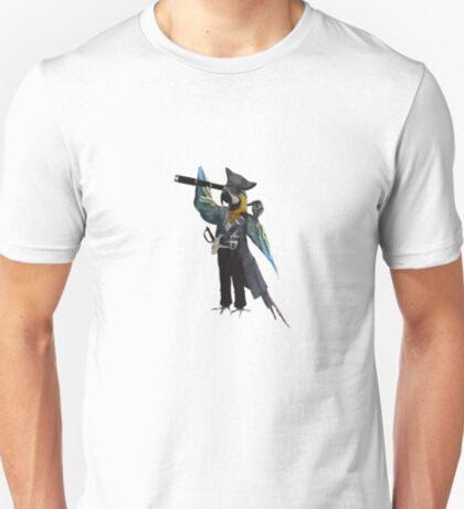 Parrots of the Caribbean v2  T-Shirt