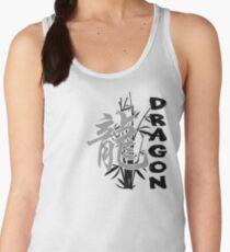 Chinese Zodiac Dragon Women's Tank Top