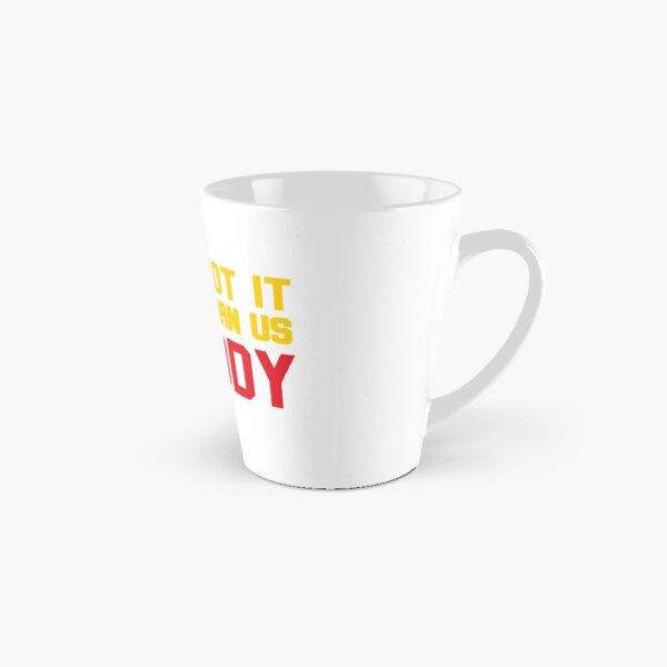 Who is Got It Better than Us - Nobody Tall Mug