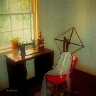 Sunny Sewing Room by RC deWinter