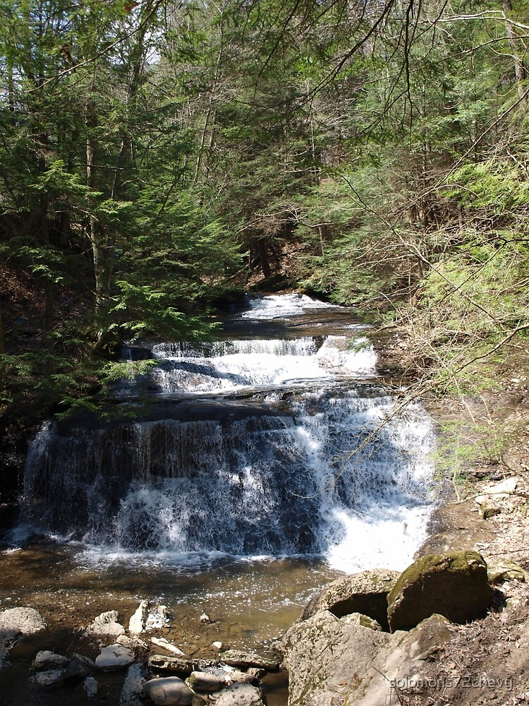 Waterfall Hells Hollow by solomons72chevy