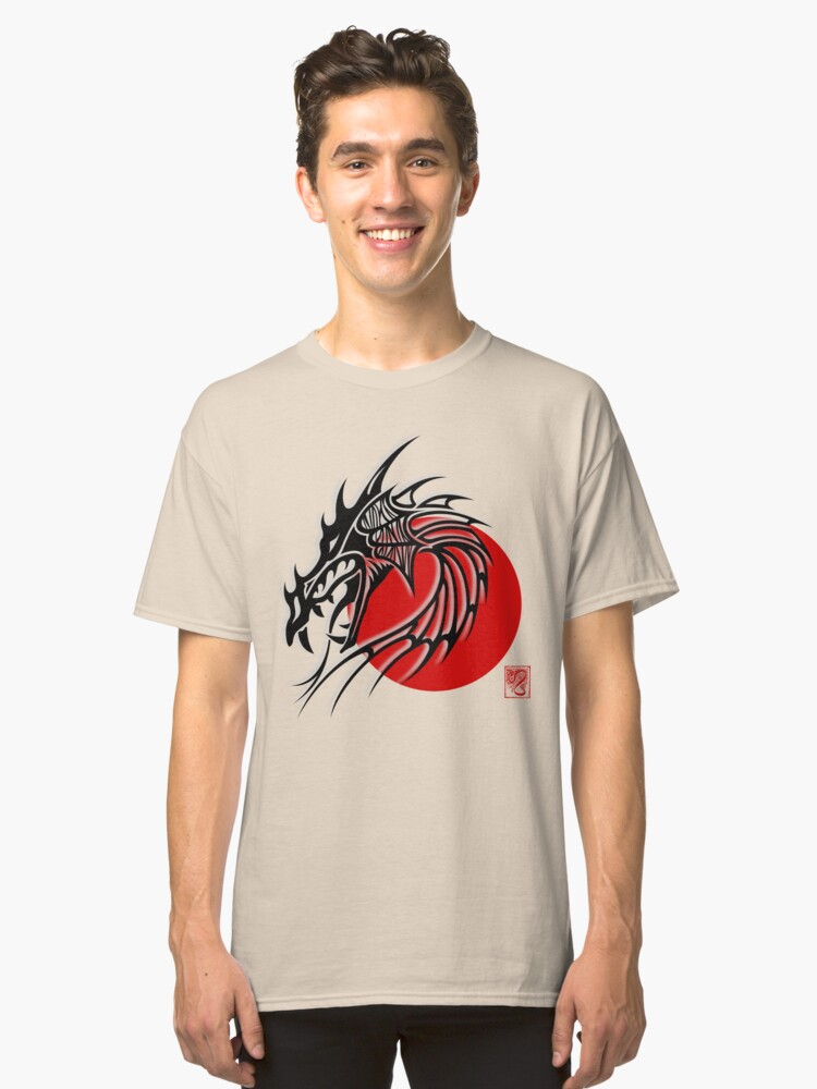 Year of The Dragon Classic T-Shirt Front