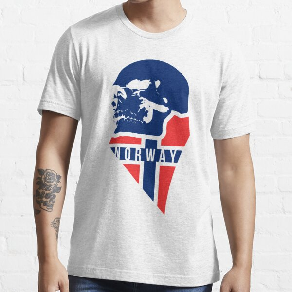 Flag of Norway Essential T-Shirt