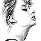 Scarlett Johannson by Lubna