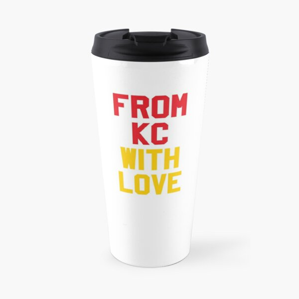 From Kansas City with Love Travel Mug