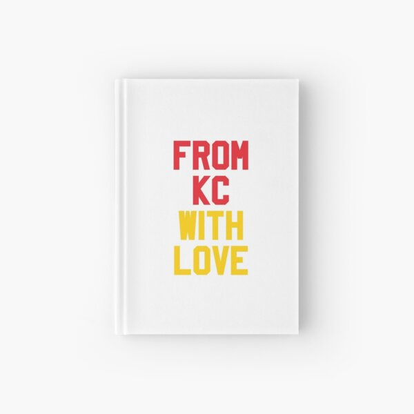 From Kansas City with Love Hardcover Journal