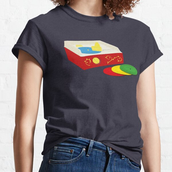 You never forget your first record collection Classic T-Shirt
