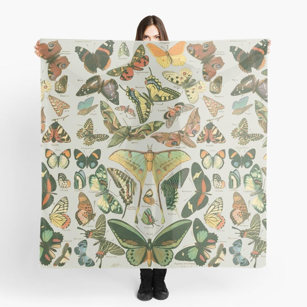 Butterfly Pattern Scarf