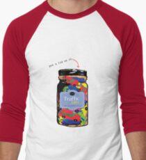 Traffic Jam - Put a lid on it Men's Baseball ¾ T-Shirt
