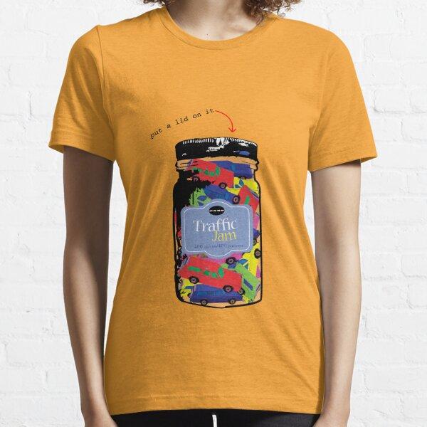 Traffic Jam - Put a lid on it Essential T-Shirt