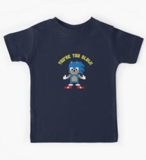 8Bit Sonic Kids Tee