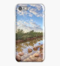 Ashburton river, Pilbara region , Western Australia iPhone Case/Skin