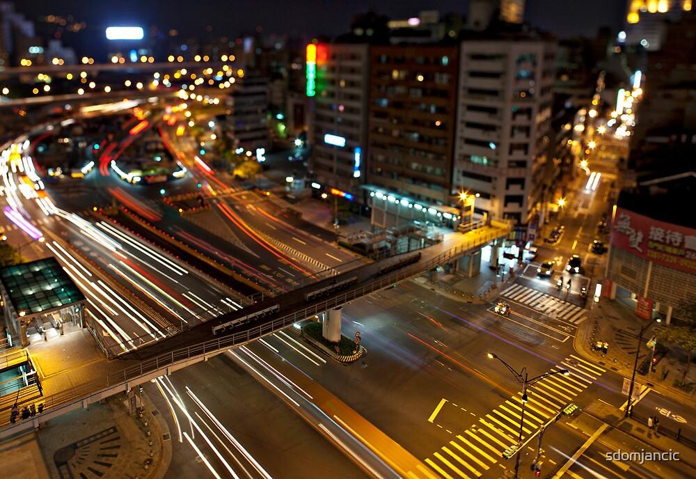 Electric Avenue by sdomjancic