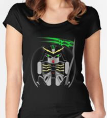 DROIDScythe Hell Women's Fitted Scoop T-Shirt