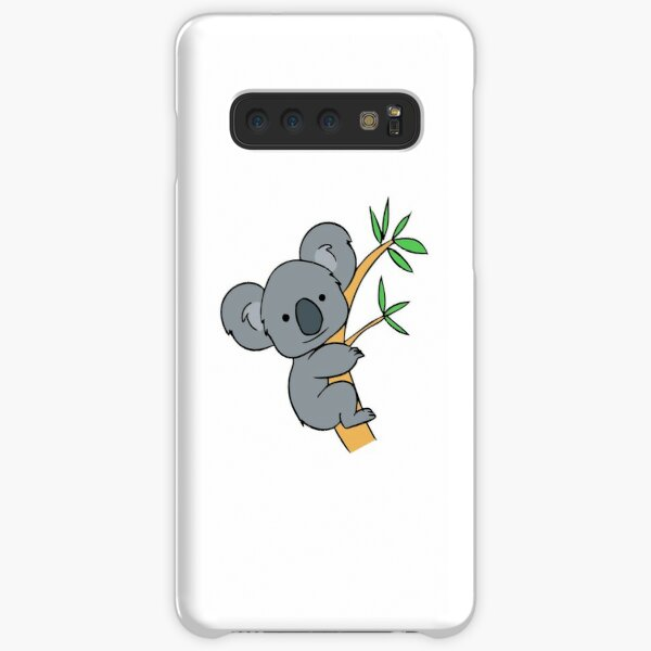 Cute Koala Samsung Galaxy Snap Case
