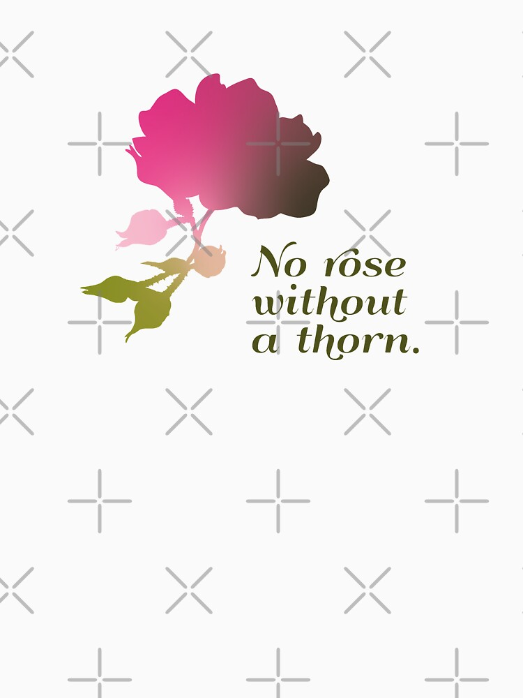 No rose without a thorn by nobelbunt