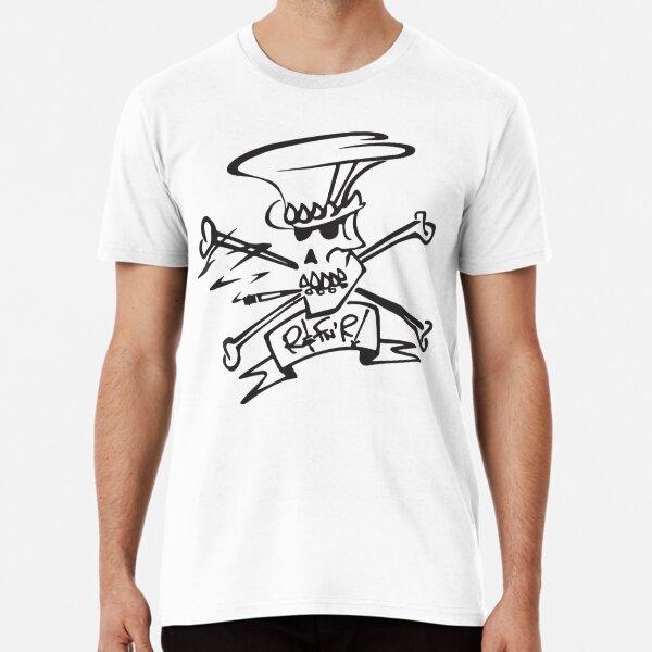 Slash's Skull Premium T-Shirt