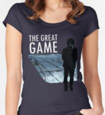The Great Game Women's Fitted Scoop T-Shirt